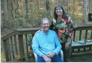 Don and Lisa, Thanksgiving, 2011