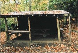 Shelter along the AT