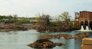 View of the Chattahoochee River