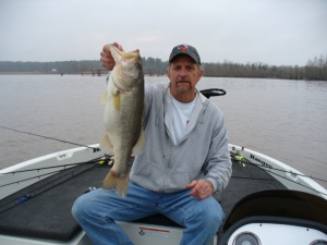 Don and his Bass Boat